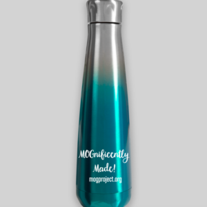 MOGnificently Made Water Bottle