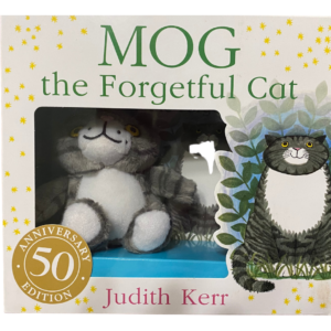 MOG The Cat Gift Set Front Cover
