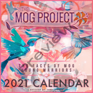 MOG Project Calendar Cover 2021
